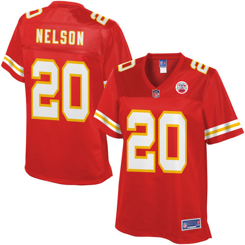 Get ready for game day with this Steven Nelson Kansas City Chiefs player  jersey from NFL. Women s ... 5940dc6777